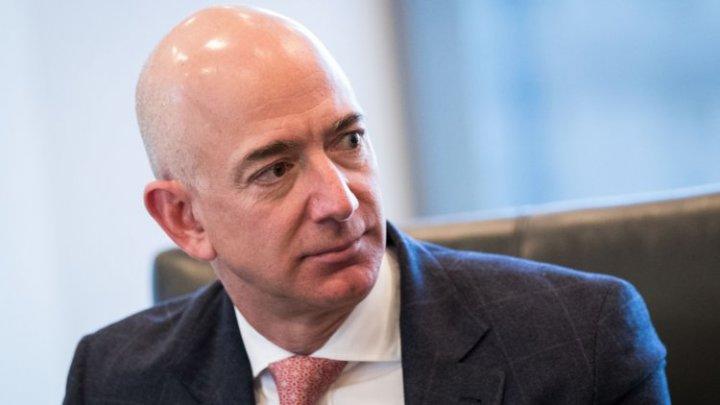 Fondatorul Amazon-ului a pierdut mai mult de 19,2 miliarde de dolari timp de două zile