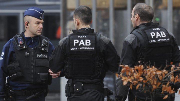 Sute de poliţişti din Bruxelles sunt în grevă, în plin summit al Uniunii Europene