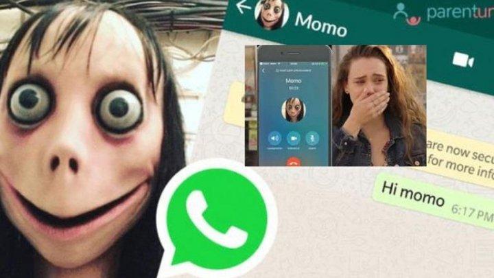 """Un joc macabru de pe Whatsapp: cazul adolescentului francez care s-a sinucis după participarea la """"MOMO CHALLENGE"""""""