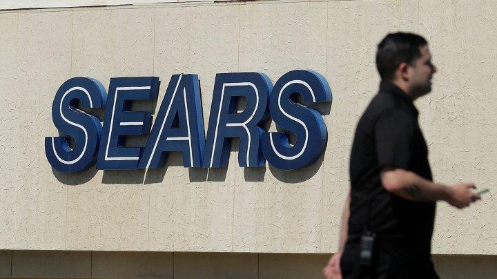 Gigantul american Sears Holding s-a plasat sub protecţia Legii falimentului