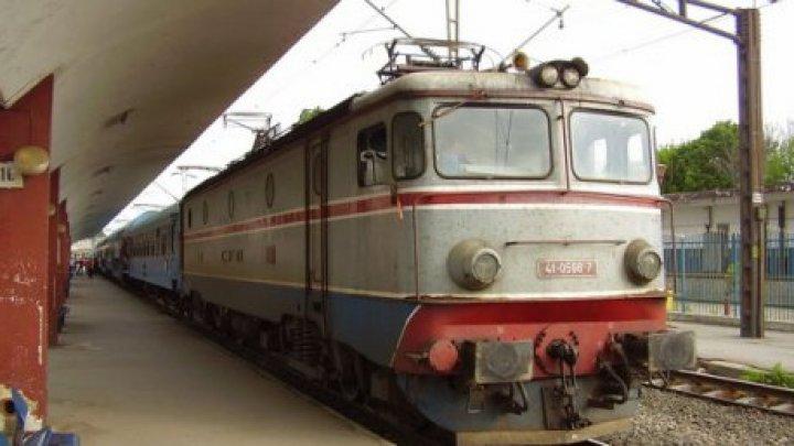 Alertă cu BOMBĂ în trenul Iași-Timișoara. Garnitura a fost OPRITĂ de polițiști