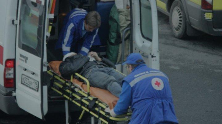 Opt moldoveni, victimele unui grav accident produs în regiunea Tver
