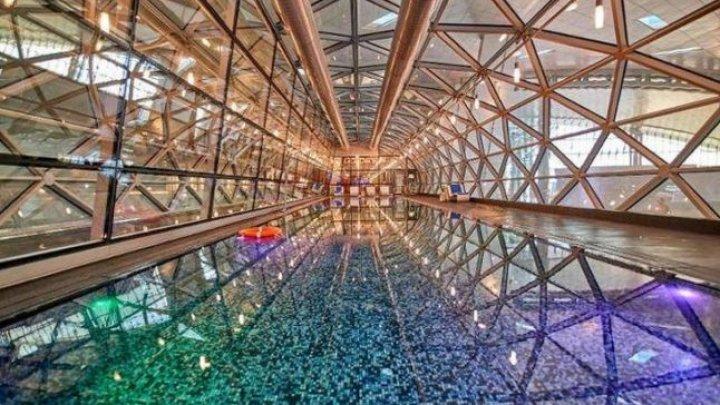 Acvariu sau pădure tropicală. Topul celor mai inedite aeroporturi din lume (FOTOREPORT)