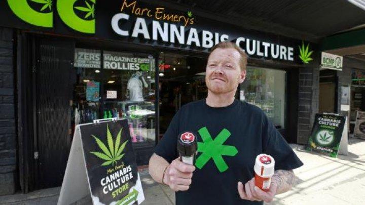 Canabisul, legal în Canada de aproape o săptămână. Nemulțumirea canadienilor