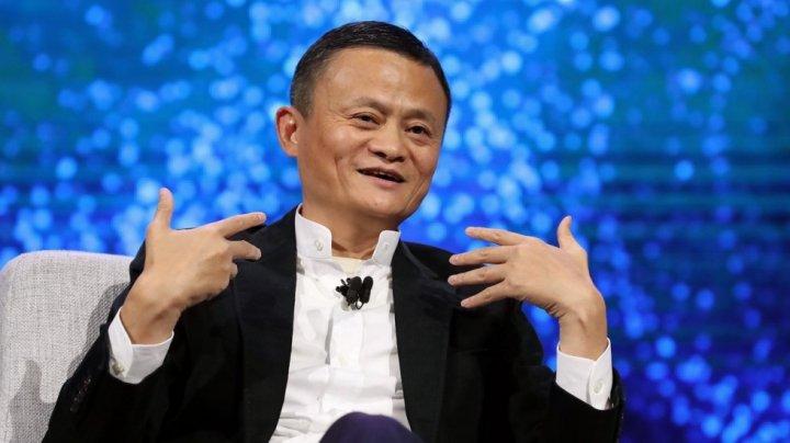 Jack Ma şi-a recâştigat titlul de cel mai bogat om din China