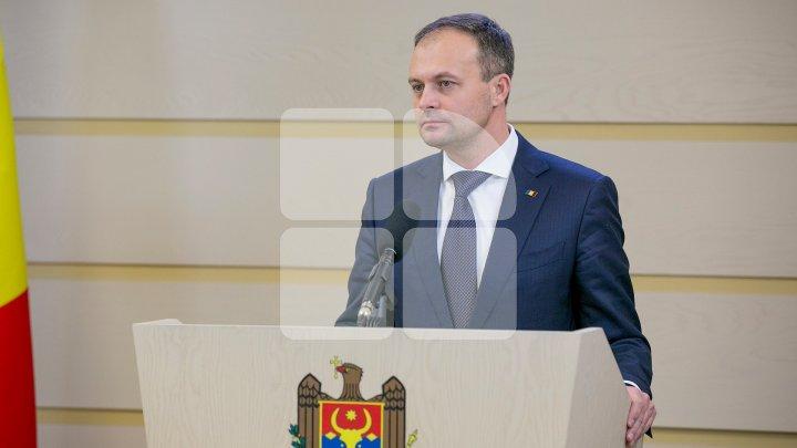 Andrian Candu a avut o întrevedere cu Președintele Adunării Parlamentare a OSCE