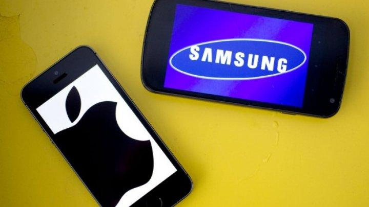 Samsung şi Apple au fost amendate de italieni pentru că nu au furnizat informaţii despre ultimele update-uri