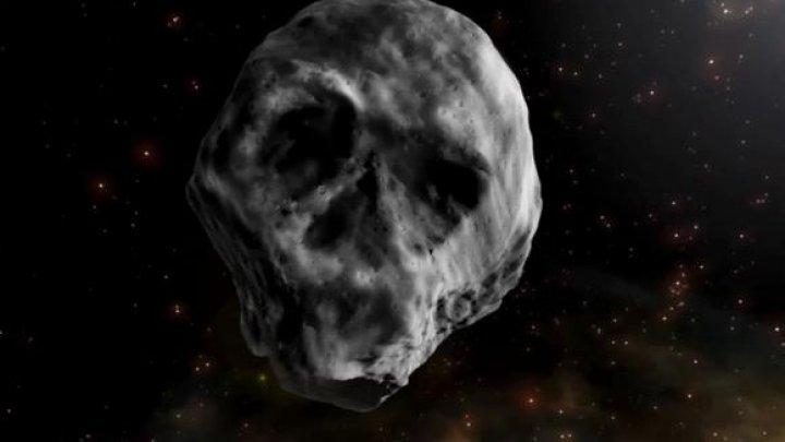 Asteroidul cu aspect de craniu va bântui din nou Terra. Când va trece prin apropierea Pământului
