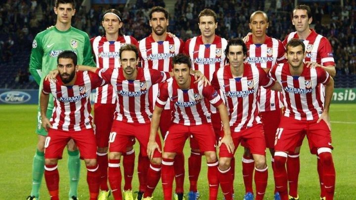 Atletico Madrid a depăşit bariera de 123.000 socios