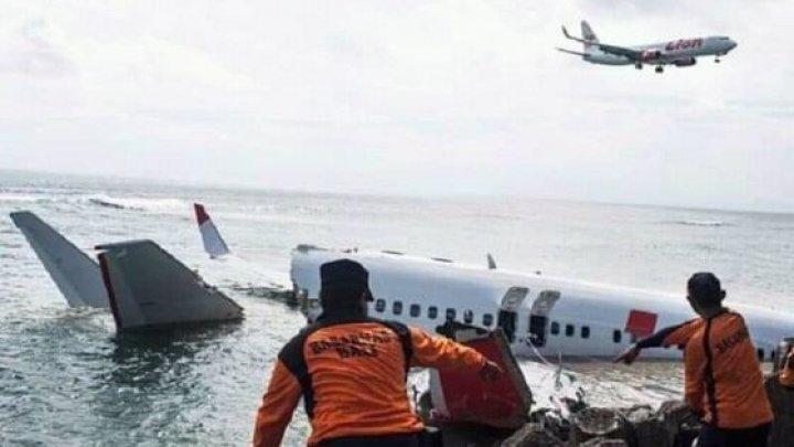 Compania aeriană indoneziană Lion Air l-a demis pe directorul tehnic, după accidentul de luni