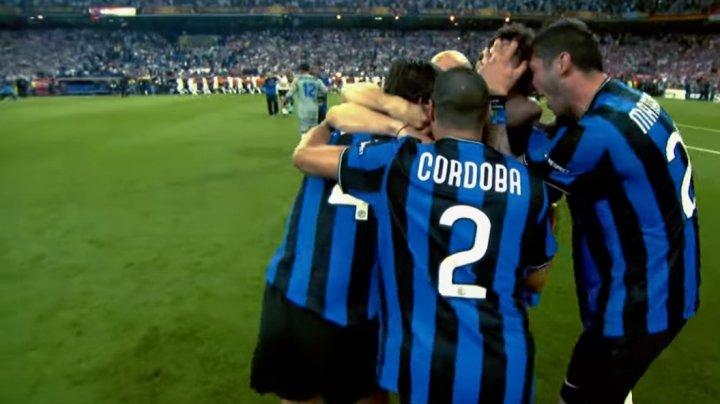 Foștii fotbaliști ai lui Inter Milano s-au reunit în ajunul partidei grupării Nerazzuri cu Barcelona