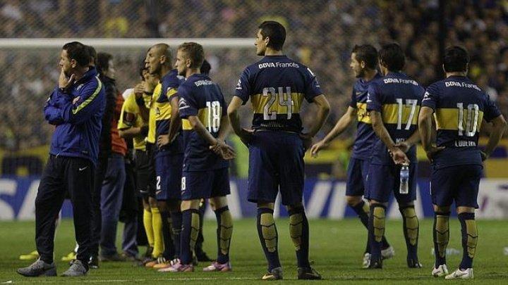 Boca Juniors este la un pas de finala Copei Libertadores