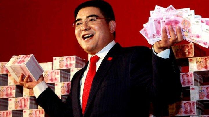 """RAPORT FINANCIAR: China """"creează doi miliardari pe săptămână"""""""