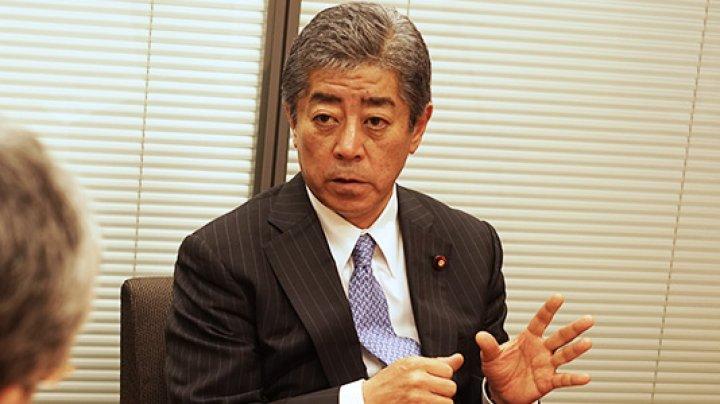 Takeshi Iwaya, noul ministru al apărării în Japonia, în urma unei remanieri guvernamentale