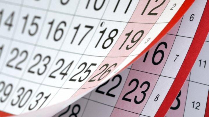 Salariații ar putea beneficia de o vacanță de Anul Nou şi de o zi liberă de Ziua internațională a ocrotirii copilului