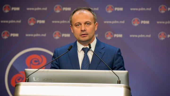 Andrian Candu: Doctrina pro-Moldova înseamnă încetarea confruntărilor geopolitice şi a divizării societății