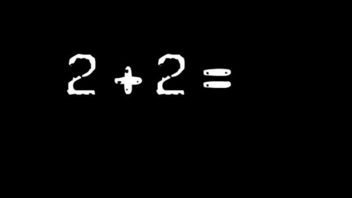 """""""Cât fac 2 + 2?"""": Dacă ştii răspunsul la această întrebare cariera ta nu va avea niciodată de suferit"""