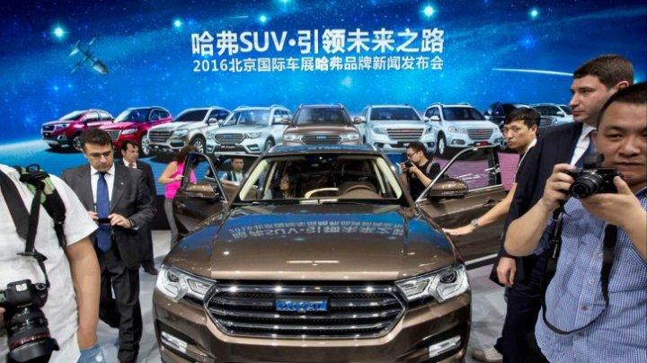 Piața auto din China a înregistrat cea mai mare scădere a vânzărilor din ultimii șapte ani