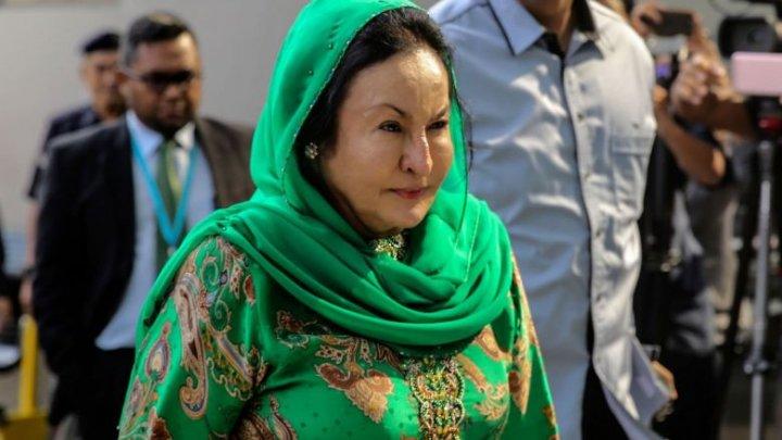Soţia fostului premier Najib Razak din Malaezia a fost arestată pentru spălare de bani