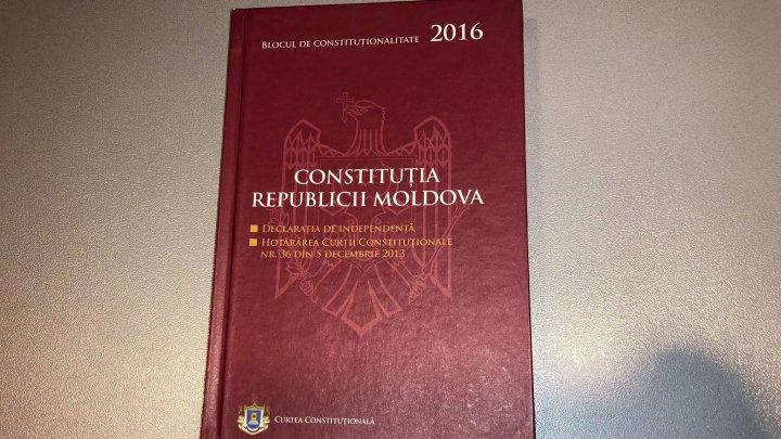 Deputaţii au adoptat în prima lectură proiectul privind introducerea obiectivului de integrare europeană în Constituție