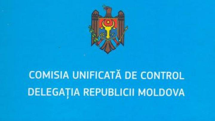 Noul Atașat militar al Federației Ruse a fost inclus în Comisia Unificată de Control