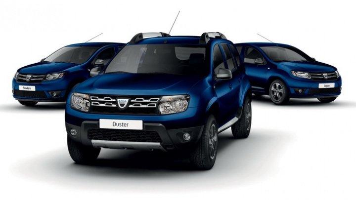 Noua Dacia Duster, desemnată maşina anului  în Marea Britanie