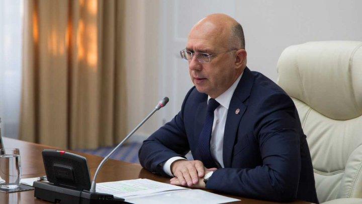 Explozia din Chișinău. Pavel Filip a cerut ca într-o săptămână să fie prezentat un plan de acțiuni concrete