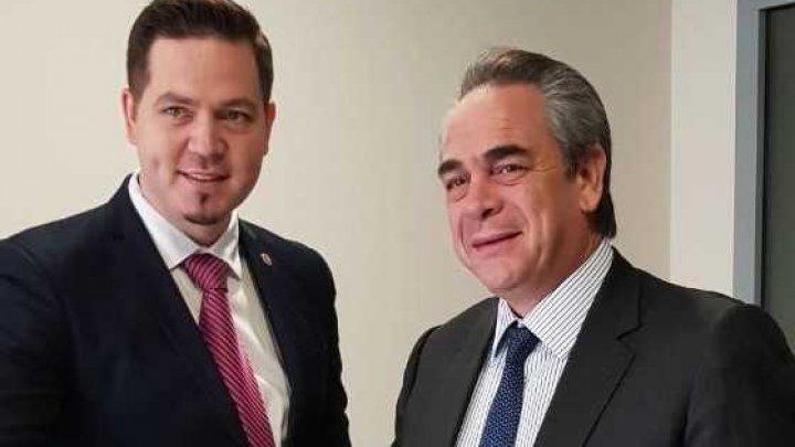 Tudor Ulianovschi: Republica Moldova este interesată în atragerea investițiilor grecești în economia națională