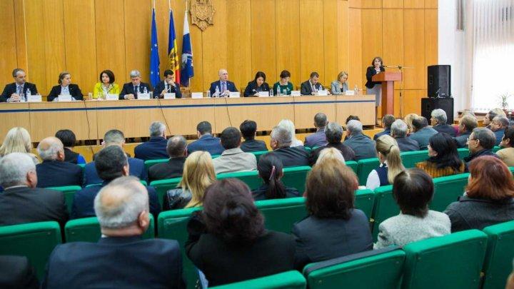 Problemele raionului Telenești, în atenția Guvernului. Ce probleme au fost discutate