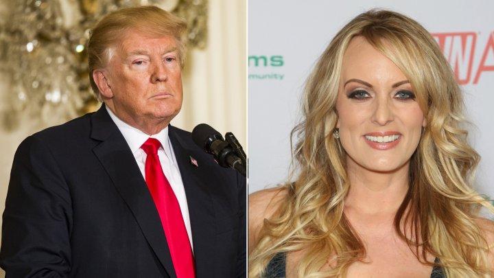 Plângerea pentru defăimare, făcută de Donald Trump împotriva actriţei Stormy Daniels, a fost respinsă