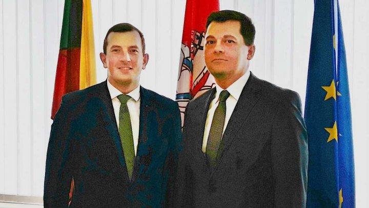 La Vilnius au fost discutate aspectele cooperării moldo-lituaniene în domeniul economic