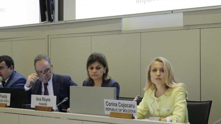 La Geneva au fost prezentate regimul de tranzitare al frontierei Republicii Moldova și facilitarea procedurilor de import/export