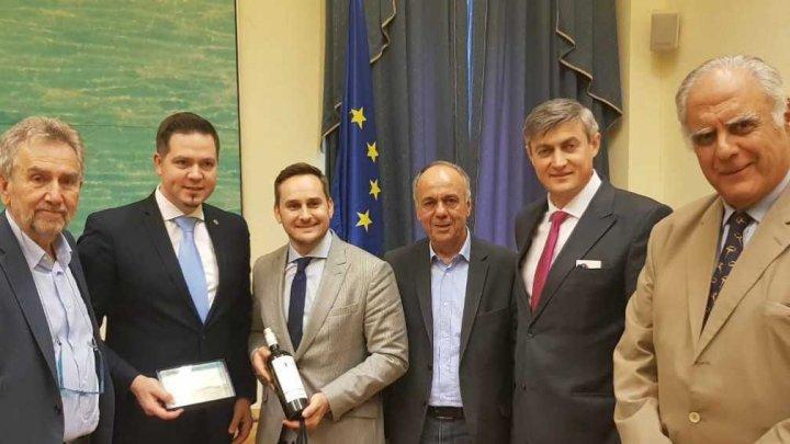 Vicepreşedintele Parlamentului elen, Marios Georgiadis: Grecia va susține parcursul european al Republicii Moldova