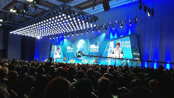 Toate țările din lume au semnat astăzi Declarația de la Astana, angajându-se plenar de a asigura populația cu servicii medicale primare