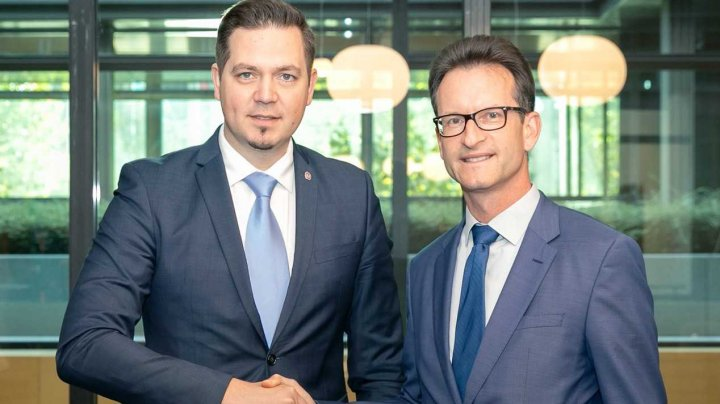 Ministrul Tudor Ulianovschi a prezentat oportunităţile investiţionale ale Republicii Moldova la Luxemburg