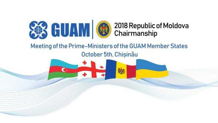 La Chișinău va avea loc reuniunea șefilor de Guverne ai ţărilor membre GUAM
