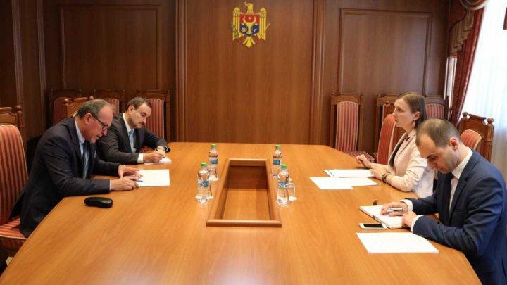 Daniela Morari: Republica Moldova va susţine iniţiativa României de relansare a SUERD pe dimensiunea politică şi sectorială