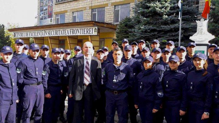 Ofițerii în rezervă promit susținere continuă pentru viitorii polițiști de frontieră