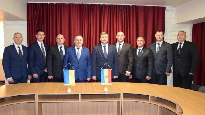 Discuții productive pe marginea situației la frontiera moldo-ucraineană