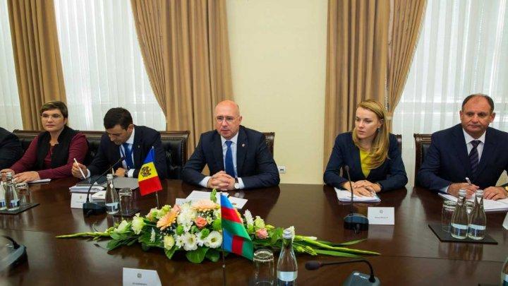 Ședința Comisiei moldo-azere pentru cooperare comercial-economică se va întruni până la finele anului curent