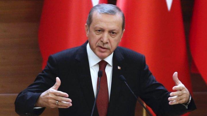 Recep Tayyip Erdogan se declară în favoarea anulării alegerilor locale din Istanbul