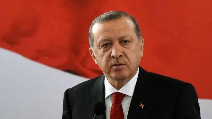 Președintele Republicii Turcia, Recep Erdoğan, vine în Moldova.  Atenţie, mai multe străzi vor fi închise