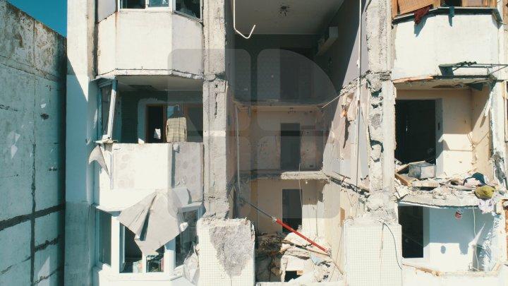 Victimele exploziei din Capitală vor putea reveni la casele lor până la 22 decembrie
