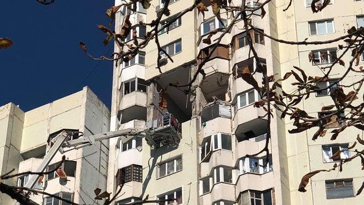 EXPLOZIE DEVASTATOARE în sectorul Râşcani: Trei oameni au fost ucişi, iar alte 10 persoane au fost rănite, printre care şi un pompier