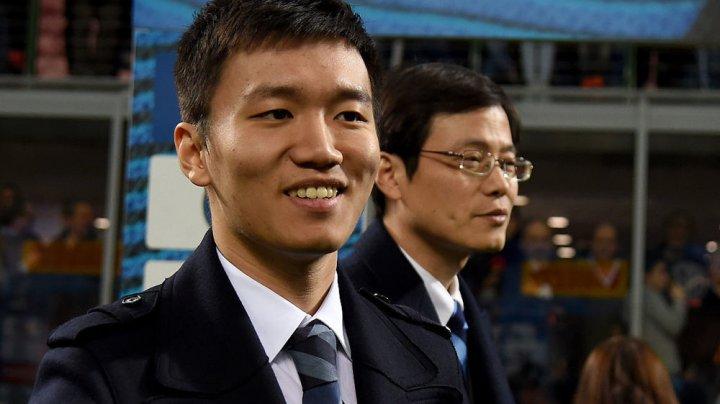 Steven Zhang, în vârstă de 26 de ani, a devenit cel mai tânăr președinte la Internazionale Milano
