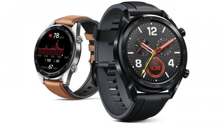 Huawei Watch GT, un smartwatch cu autonomie de 14 zile