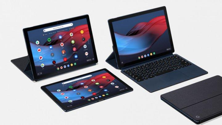 Google anunţă Pixel Slate, prima sa tabletă 2-in-1 pentru Chrome OS