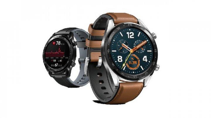 Huawei Watch GT va funcţiona exclusiv cu smartphone-uri Huawei şi Honor