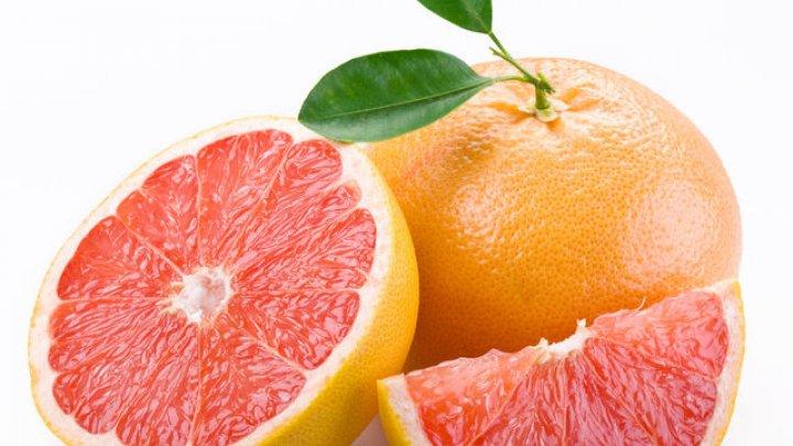 ATENŢIE! Grepfrutul poate avea efecte PERICULOASE dacă este combinat cu anumite medicamente