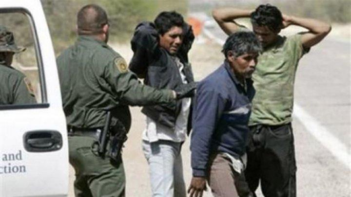 DATE STATISTICE: Numărul arestărilor de familii de imigranţi la graniţa SUA-Mexic este în creştere